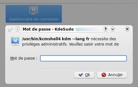 Kdm config